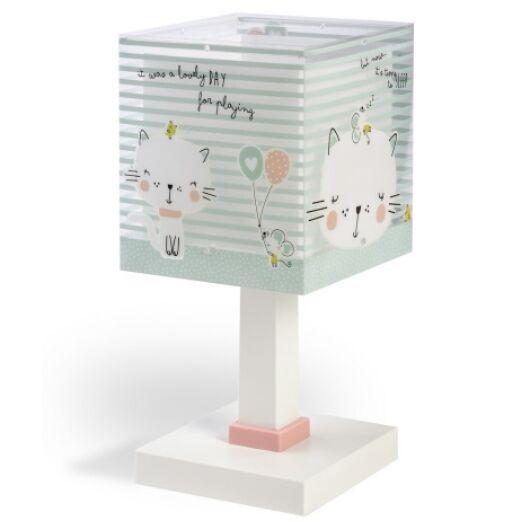 Dalber gyereklámpa - 'loving cat' asztali lámpa