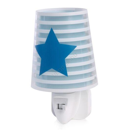 Dalber gyereklámpa - 'feeling' kék éjjeli lámpa