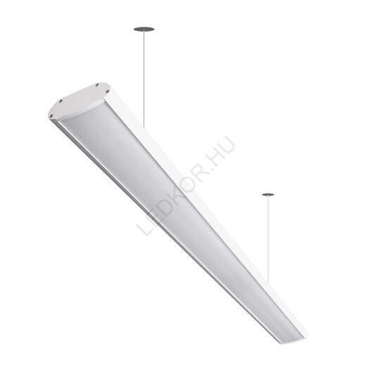 LED lámpatest függesztékkel - 60W, 4100K
