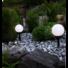 Kép 3/3 - GLOBUS leszúrható kerti szolár lámpa 20cm