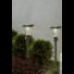 Kép 2/2 - TURIN szolár kerti lámpa szett