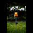 Kép 2/2 - Lyon szolár kerti lámpa