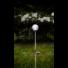 Kép 2/2 - Roma kerti szolár lámpa
