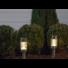 Kép 2/2 - CAPRI szolár kerti lámpa szett