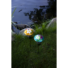 Kép 2/2 - Salona kerti szolár lámpa