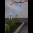 Kép 2/2 - Hortensia kerti szolár lámpa
