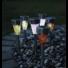 Kép 2/2 - MOZAIK szolár lámpa szett 12db