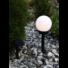 Kép 2/3 - GLOBUS leszúrható kerti szolár lámpa 15cm
